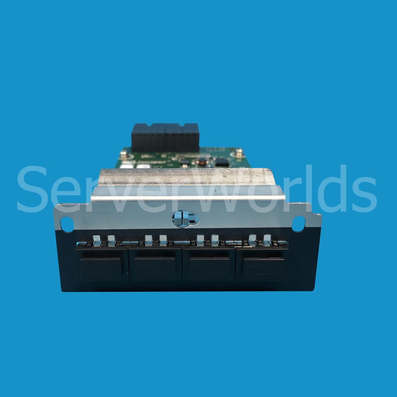 Dell 3T7R5 | Juniper 4 Port 1GB Uplink Module | 711-021270