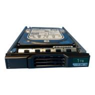 "Dell MR5PD Compellent 1TB NL SAS 7.2K 6GBPS SED 2.5"" Drive ST91000642SS 9XU268-257"