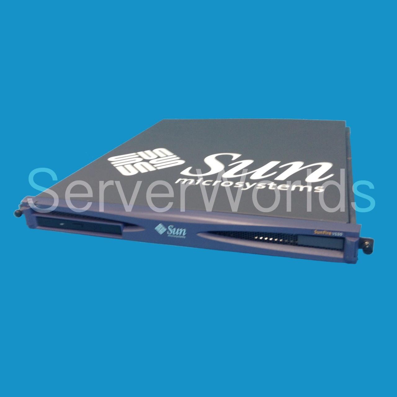 SunFire V120 Rackmount Server 650MHZ 1GB