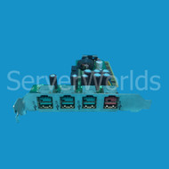 HP 445776-001 RP5700 USB EXP Board 439756-001, 439755-001