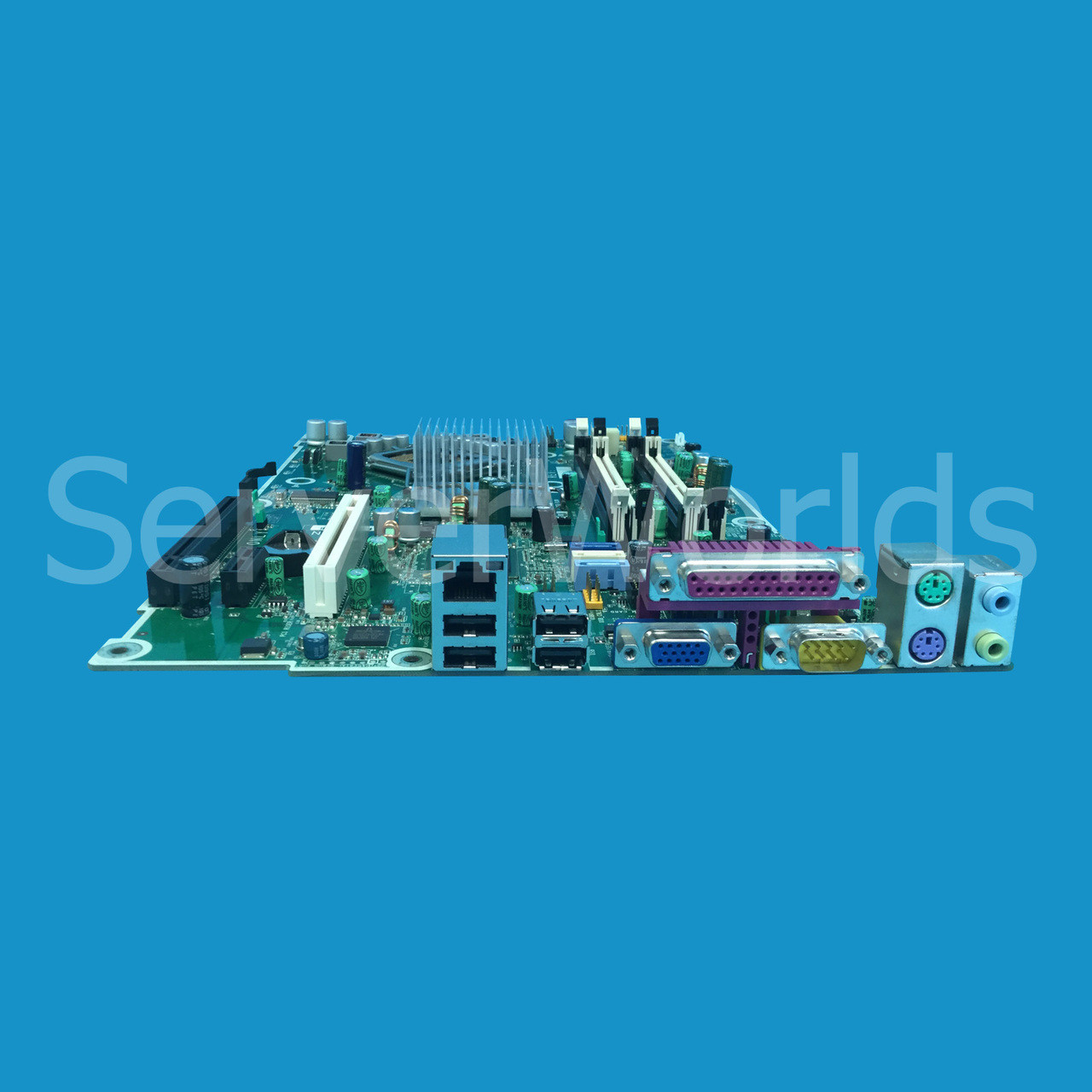 HP 578188-001 | RP5700 POS System Board | HP 439752-002 - Serverworlds