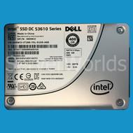 """Dell 65WJJ 400GB SATA 6GBPS 2.5"""" Solid State Drive SSDSC2BX400G4R"""