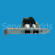 HP 614506-001 NC552SFP 10GB 2-Port NIC Tall Bracket 614201-001 674887-001