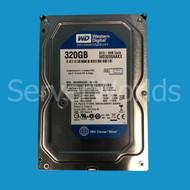 """HP 504338-001 320GB 7.2K SATA 6G 3.5"""" Hard Drive WD3200AAKX"""