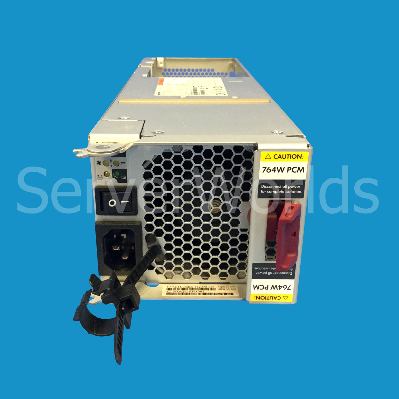 HP 683239-001 | 764W 80 Plus Power Supply Cooling Module