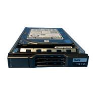 "Dell G8FVT Compellent 1TB SAS 7.2K 6GBPS 2.5"" HDD ST1000NX0453 1VE200-157"