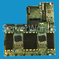 Refurbished Dell 599V5 Poweredge R730 R730XD System Board Top View
