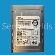 """Dell CV6W8 200GB SAS 12GBPS 2.5"""" SSD PX02SSF020 SDFCB02DAA01"""