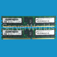 IBM 1934 8GB (2 x 4GB) PC2-4200 DDR2 Memory Kit