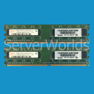 IBM 30R5149 2GB (2 x 1GB) PC2-4200E DDR2 Memory Kit