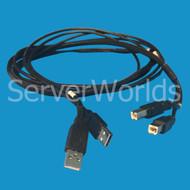 EMC 038-003-711 Dual USB Assembly