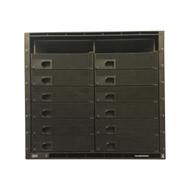 Refurbished Flex System Enterprise 10U Chassis 8721-A1U, 8721-HC1 Front Panel