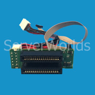 HP 455977-001 fan power board with cables 013163-001