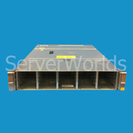 HP G3J45-62002 3Par StoreVirtual 3200 enclosure no controllers 2x 750W