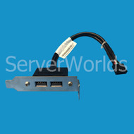 Lenovo 42Y8006 ThinkCentre M92p Rear Dual USB Cable 43N9140
