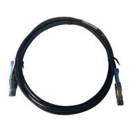 NetApp 112-00437 Mini SAS HD to Mini SAS HD 12GB 8644 to 8644 2M Cable