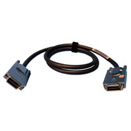 Dell R8200 1M SFF-8470 to SFF-8470 SAS Cable