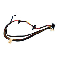 Dell 010WY Poweredge T620 4pin to SATA Pwr Cable