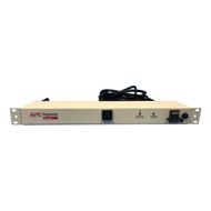 APC NET9RM Surge Arrest 120V 9-Outlet 1U PDU