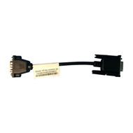 """IBM 54Y9383 3.9"""" 9pin M - 9pin F 100MM Serial Data Cable"""
