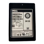 "Dell 24RW7 240GB SATA 6GBPS Enterprise 2.5"" SSD MZ7LM240HMHQ0D3  MZ-7LM240B"
