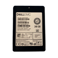 """Dell 88T52 240GB SATA 6GBPS Enterprise 2.5"""" SSD MZ7LH240HAHQ0D3  MZ-7LH240A"""