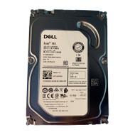 """Dell W0VNC 1TB SATA 7.2K 6GBPS 3.5"""" Drive ST1000NM0018 2F2130-136"""
