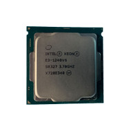 Dell 2JD79 QC Xeon E3-1240 V6 3.70Ghz 8MB 8GTs Processor