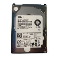 "Dell 01M0D 1.2TB SAS 10K 12GBPS 2.5"" Drive HDEBL82DAB51 AL15SEB120NY"