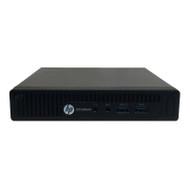 HP W2Q89UC EliteDesk 705 G2 Desktop Mini AMD 1.8GHz 8GB 500GB
