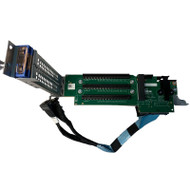 Dell 68HM0 Poweredge Riser Board with NVMe Extender Cables 171N2