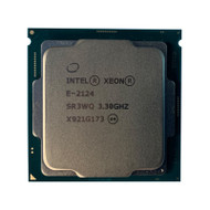 Intel SR3WQ Xeon E-2124 QC 3.30Ghz 8MB 8GTs Processor