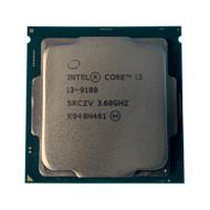 Intel SRCZV i3-9100 QC 3.60Ghz 6MB 8GTs Processor