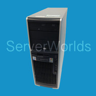 HP XW4200 P4 3.4Ghz,1GB, 80GB, DVD/CDRW