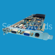 IBM 01K2014 2-Port Video Card 01K2013