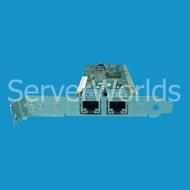 Dell J1679 Intel Pro 1000MT PCI-X 2 x 10/100/1000 Network Card