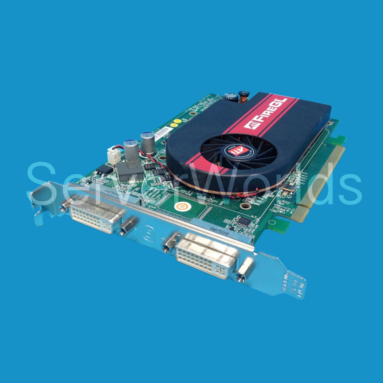 Dell YG666 | ATI V3400 w/128MB PCIe x16 Graphics Card