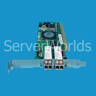 IBM 38P9101 2Gbs Dual Port PCI-X Host Bus Adapter 24P8175, QLA2342