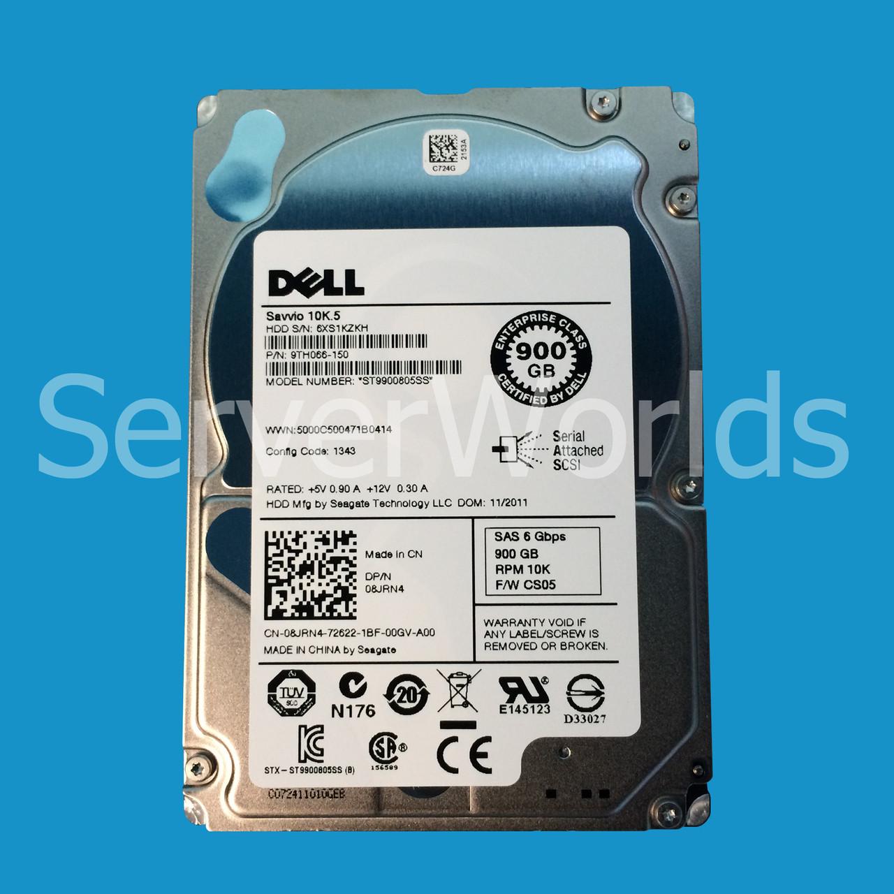 Dell 8JRN4   ST9900804SS   9TH066-150 - Serverworlds
