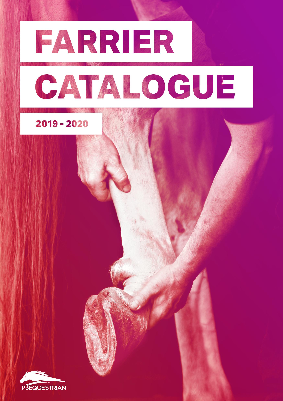 2019-2020 Farrier Catalogue