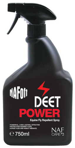 NAF off Deet Power
