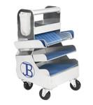 Jim Blurton aluminium farrier tool box
