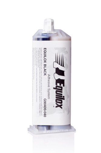 Equilox 40ml black adhesive
