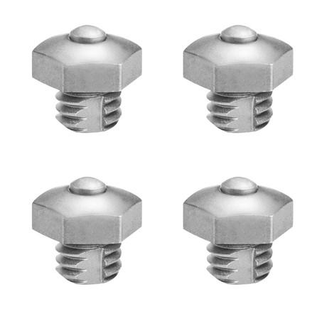 Pro Grip Studs - PGS HG6 for hard ground - 4 pack