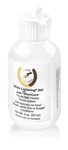 White Lightning gel 60ml
