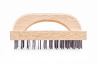 Heavy duty farriers wire brush