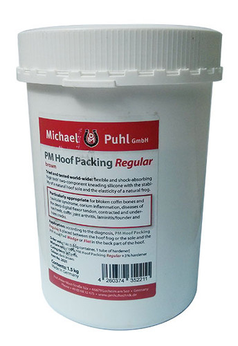 Michael Puhl regular hoof packing