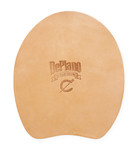 Deplano wedged leather pads