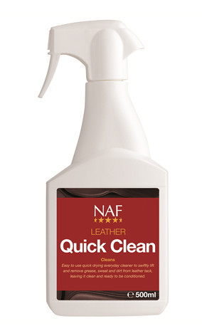 500ml of NAF Leather Cleaner