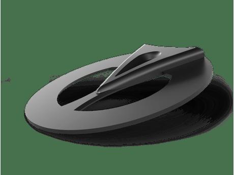 3D Hoof Pad ED Eclipse 2 Degree